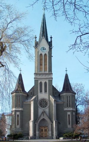 Evangelický kostel (Krnov)
