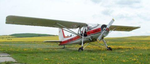 Létání (Krnov)
