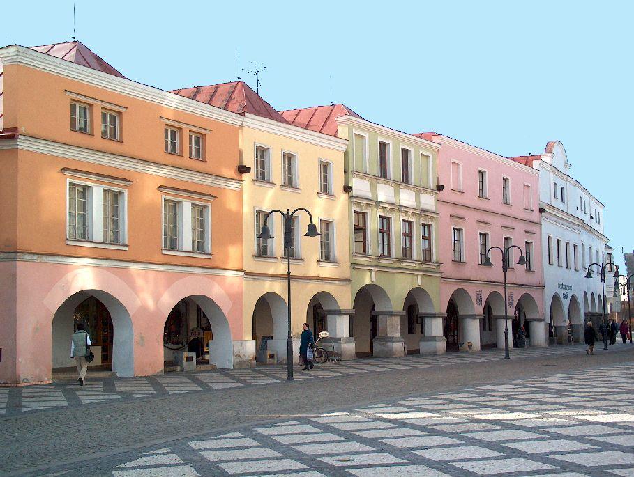 Měšťanské domy na Hobzíkově ulici (Krnov)