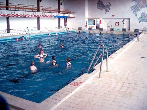 Městské lázně s krytým bazénem (Krnov)