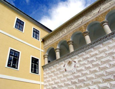 Zámek v Krnově