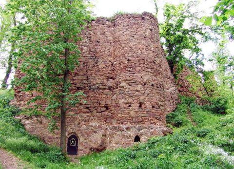 Zřícenina hradu Fulšštejn (Bohuššov)