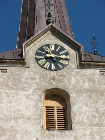 Kostel svatého Mikulᚹe (Jindřichov)