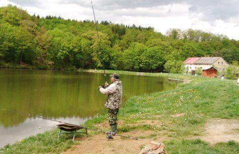 Přírodní rybník (Bohuššov)