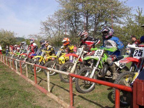 Sport - motokros (Albrechtice)