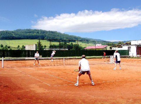 Sport - tenis (Chomýžž)