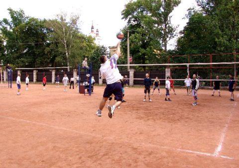 Sport - volejbal (Krnov)