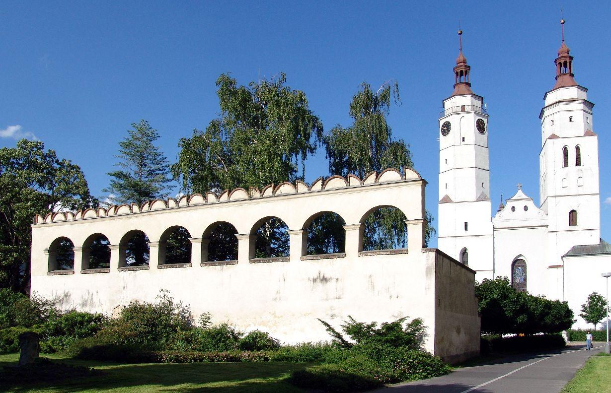 ŠŠvédská zeď (Krnov)