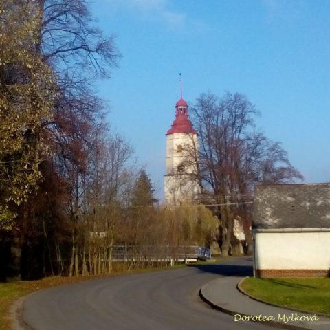 Marketa Mylkova, Brantice / Cestou ke kostelu