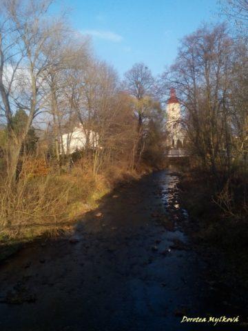 Marketa Mylikova, Brantice / podzimni kostel